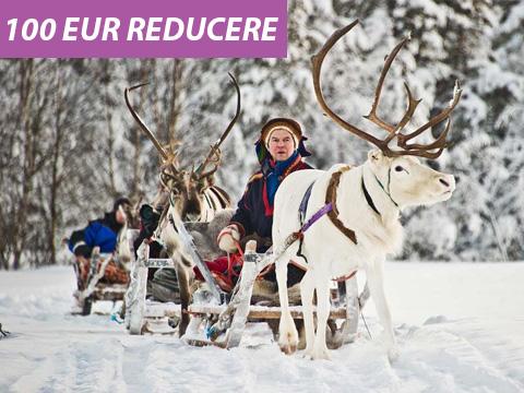 Early Booking Craciun 2018 Laponia - Levi Spa Hotel 4* - plecare pe 22 Decembrie (reducere 100 euro/rezervare*)