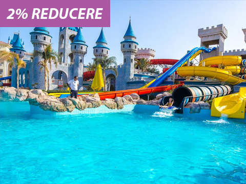 Early booking vara 2019 Egipt - Serenity Fun City Resort 5* (2% reducere*)