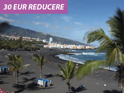 Early booking vara 2019 Tenerife - Turquesa Playa Hotel 4* (30 Euro reducere*)