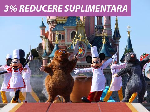 Early booking 2019 - Disney's Hotel Santa Fe® 2* - 25% reducere si demipensiune gratuita (4 nopti / 5 zile)
