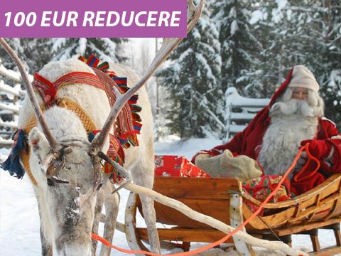 Early Booking Craciun 2018 Laponia - Sokos Hotel 4* - plecare pe 22 Decembrie (reducere 100 euro/rezervare*)