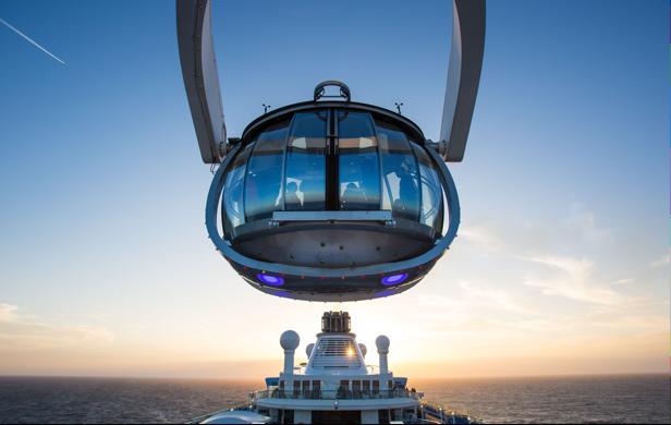 Croaziera in Orientul Indepartat la bordul navei Spectrum Of The Seas - 7 nopti