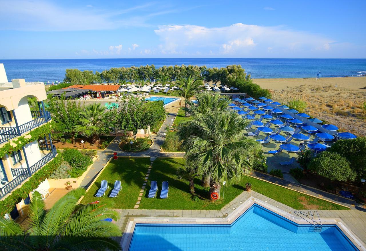 Early Booking vara 2020 Creta (Heraklion) - Malia Bay Beach Hotel & Bungalows 4*